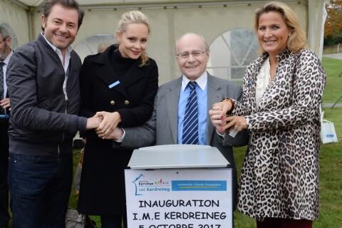 Béatrice Rosen et Jérôme Anthony inaugurent un beau projet