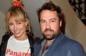 Dave et son chéri Patrick, spectateurs de Christelle Chollet et Michel Drucker