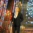 Semi-exclusif - Christelle Chollet - Inauguration du théâtre de la Tour Eiffel à Paris le 16 octobre 2017. © Coadic Guirec/Bestimage