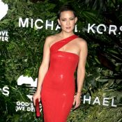 Kate Hudson : Craquante en rouge, elle honore son amie Gwyneth Paltrow