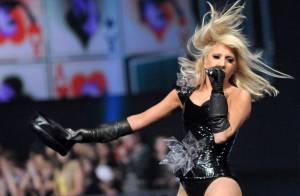 La torride Lady GaGa... pour un show toujours plus sexy !
