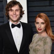 Emma Roberts toujours in love d'Evan Peters malgré les rumeurs d'infidélité...