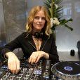 Exclusif - DJ Inès Mélia - Inauguration de la boutique de la marque de lingerie Vanity Fair à Paris. Le 12 octobre 2017 © Rachid Bellak / Bestimage