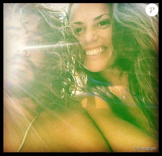 Florian Delavega et sa chérie Natalia Doco, sur Instagram, septembre 2016