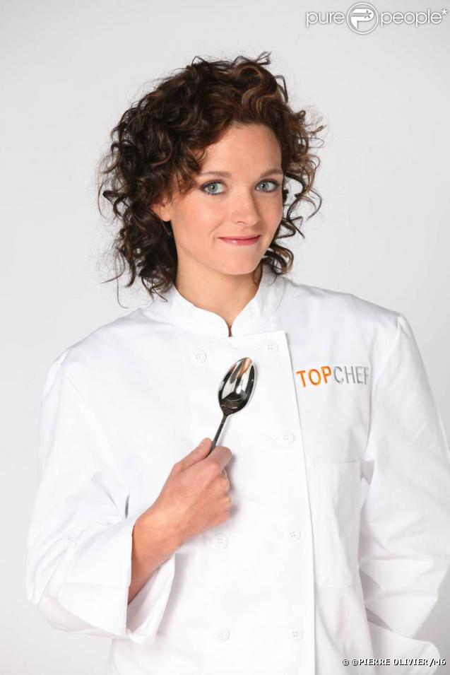 Fanny Rey dans la seconde saison de Top Chef sur M6