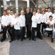 Les candidats de la seconde saison de Top Chef sur M6