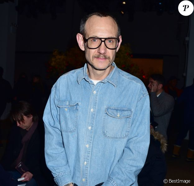 Terry Richardson à New York, le 10 février 2017 © CPA/Bestimage
