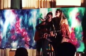 Paris Jackson au micro : La fille de Michael chante comme son père !