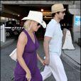 Jennie Garth et son mari Peter Facinelli n'arrivent pas à se décoller !