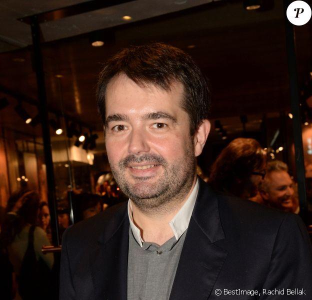 Exclusif - Jean-François Piège lors de l'inauguration de la boutique Fusalp, boulevard Saint-Germain à Paris le 28 septembre 2017. © Rachid Bellak / Bestimage