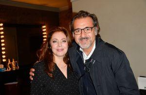 Isabelle Boulay à l'Olympia : Pierre Hermé, sa femme et Enrico Macias présents