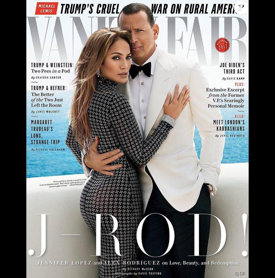 Jennifer Lopez et son compagnon Alex Rodriguez en ...