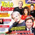 """Magazine """"Télé Loisirs"""" en kiosques le 6 novembre 2017."""