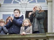 Mary de Danemark et ses quatre enfants choqués, témoins d'un accident...