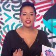 """Ayem Nour revient sur le buzz de sa robe aux NRJ Music Awards 2017 - """"Mad Mag"""", NRJ 12, lundi 6 novembre 2017"""