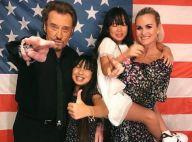 Laeticia Hallyday : Jade et Joy font le show pour la victoire d'Amir, touché