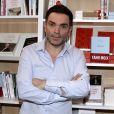 Yann Moix lors de la 37ème édition du Salon du livre au parc des expositions, à la porte de Versailles, à Paris, France, le 25 mars 2017. © Cédric Perrin/Bestimage