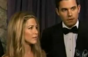 Jennifer Aniston et John Mayer parlent de leur amour, regardez la vidéo, ils sont trop mignons !