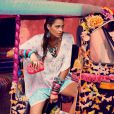 Ana Beatriz Barros pour Accessorize