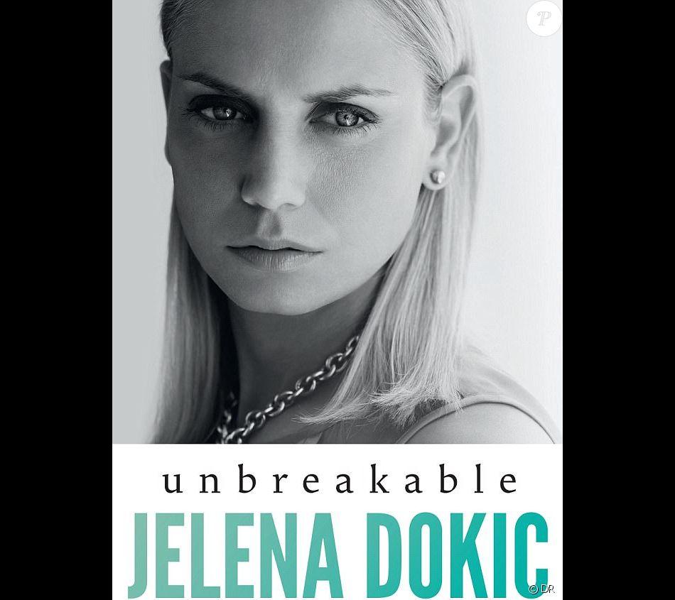 """Jelena Dokic publie dimanche 12 novembre 2017 son autobiographie, Unbreakable. Elle y évoque notamment la maltraitance subie dans son enfance, """"méchamment battue"""" par son père."""