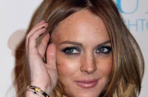 Le corps nu de Lindsay Lohan sous le regard de Hedi Slimane... c'est ma-gni-fique !
