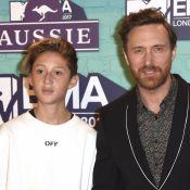 David Guetta : Premier tapis rouge avec son fils Tim Elvis !