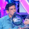 """""""Christian Quesada vainqueur des """"  12 Coups : Le combat des maîtres """", sur TF1. Le 8 juillet 2017."""""""