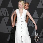 Emma Stone : Grande complice de Jennifer Lawrence devant son ex-boyfriend