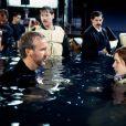 James Cameron sur le tournage de Titanic avec Kate Winslet