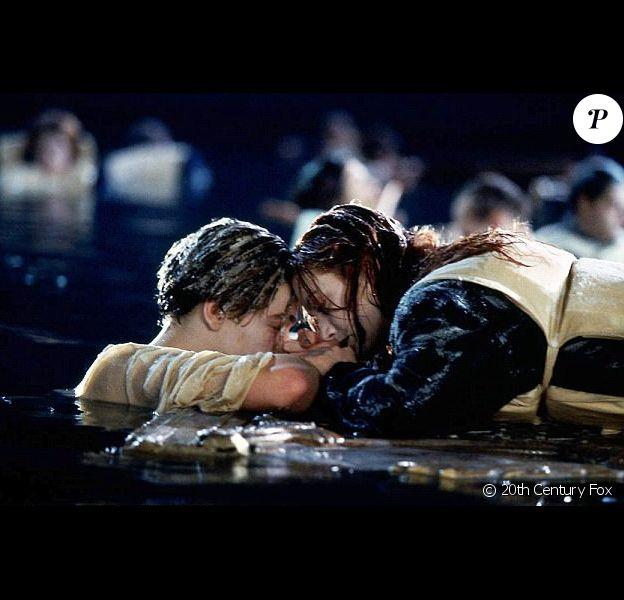 Jack et Rose, et la fameuse de Titanic.