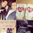 Charlotte Gaccio est enceinte de jumeaux. La fille de Michèle Bernier a annoncé sa grossesse sur Instagram, le 5 juillet 2017