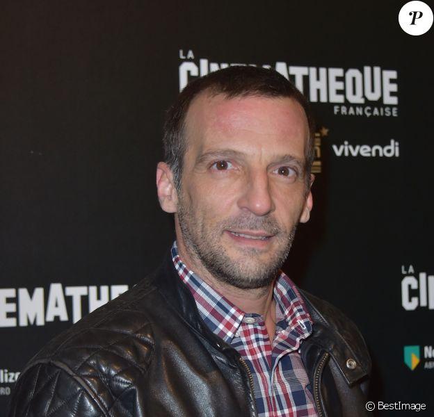 """Mathieu Kassovitz - Avant première du film """"Happy End"""" à la cinémathèque à Paris le 18 septembre 2017. © Giancarlo Gorassini/Bestimage"""
