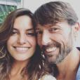 Laëtitia Milot et Laurent Kerusoré, le 9 jullet 2017.