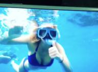 """Énora Malagré, divine et sexy en bikini, réalise un rêve : """"Allez mater !"""""""