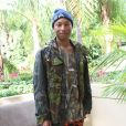 Pharrell Williams au Four Seasons à Los Angeles, le 1er novembre 2016.