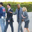 Eriq La Salle et Noah Wyle se retrouvent sur le tournage des dernières scènes d'Urgences... avec Sherry Stringfield