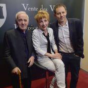 Julie Depardieu, Charles Aznavour, Marc-Olivier Fogiel explosent un record !