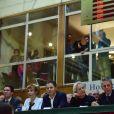 Julie Depardieu, Marc-Olivier Fogiel, Agnès b., Alain Suguenot et Charles Aznavour- 157ème vente aux enchères des vins des Hospices de Beaune à Beaune le 19 novembre 2017. © Giancarlo Gorassini/Bestimage