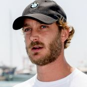 Pierre Casiraghi change de look : le neveu du prince Albert a tout rasé !