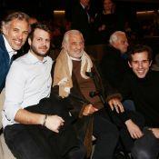 """Jean-Paul Belmondo : Entouré de sa famille, son fils Paul dévoile ses """"Gazelles"""""""