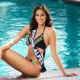 Miss France 2018 : en montgolfire, en bikini les
