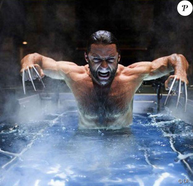 """Hugh Jackman dans le très attendu """"X-Men Origins : Wolverine"""" !"""