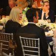 """Nicole Kidman, Justin Theroux et Michelle Williams - Gala caritatif """"An Evening Honoring..."""" consacrée à Nicolas Ghesquière à l'Alice Tully Hall, au Lincoln Center. New York, le 30 novembre 2017."""