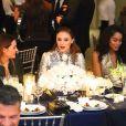 """Sophie Turner et Laura Harrier - Gala caritatif """"An Evening Honoring..."""" consacrée à Nicolas Ghesquière à l'Alice Tully Hall, au Lincoln Center. New York, le 30 novembre 2017."""