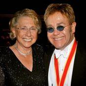 """Elton John """"triste et choqué"""" : sa mère est morte"""