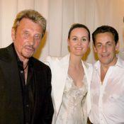 Mort de Johnny Hallyday : Nicolas Sarkozy et Carla Bruni saluent l'artiste