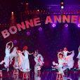 """Exclusif - Gipsy Dance - Enregistrement de l'émission """"Le Plus Grand Cabaret du Monde spécial nouvel an"""" avec Patrick Sébastien. Le 4 décembre 2017. © Giancarlo Gorassini/Bestimage"""