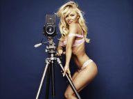 Pamela Anderson, 50 ans : Canon en lingerie, elle embrase la Toile
