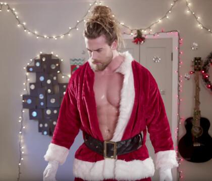 Brock O'Hurn : Le Père Noël sexy est de retour pour un Noël torride...
