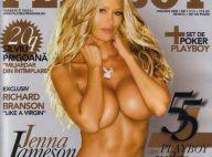 La bombe Jenna Jameson en couverture de Playboy... en montrer plus serait indécent !